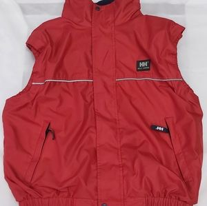 Helly Hansen compass lined vest -Large